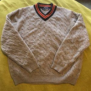 Brooks Brothers Fleece Sweater